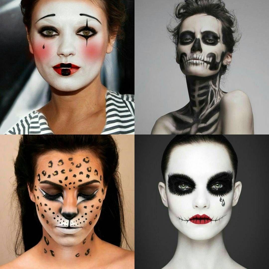 «Esta semana faremos um especial de Halloween, com várias ideias legais para fazer da sua festa mais incrível! Separamos quatro ideias de maquiagens bem…»