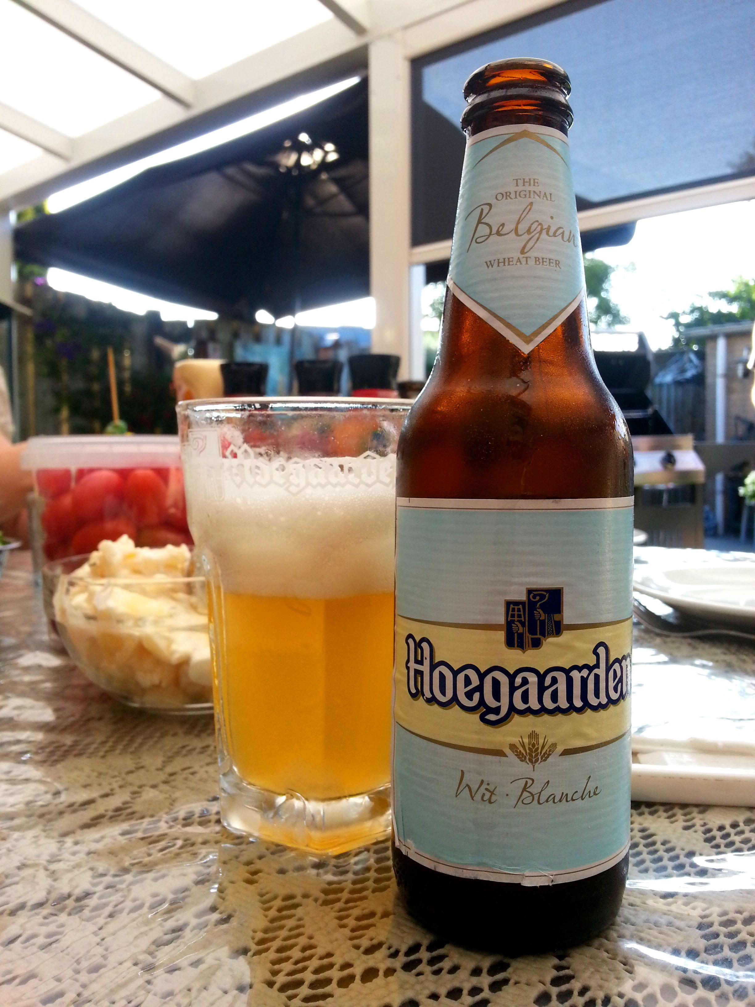 Beer Hoegaarden Wit 5 0 Vol 33cl