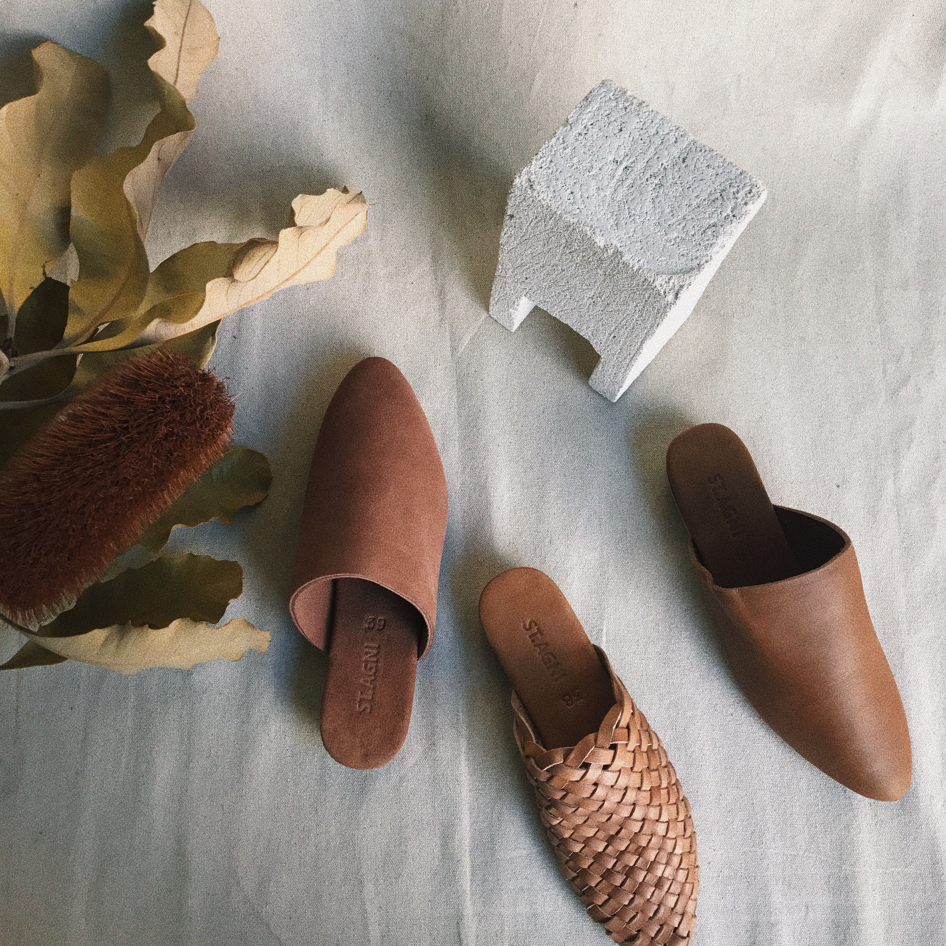 St. Agni Mules | Shoes in 2019 | Mules shoes flat, Clogs