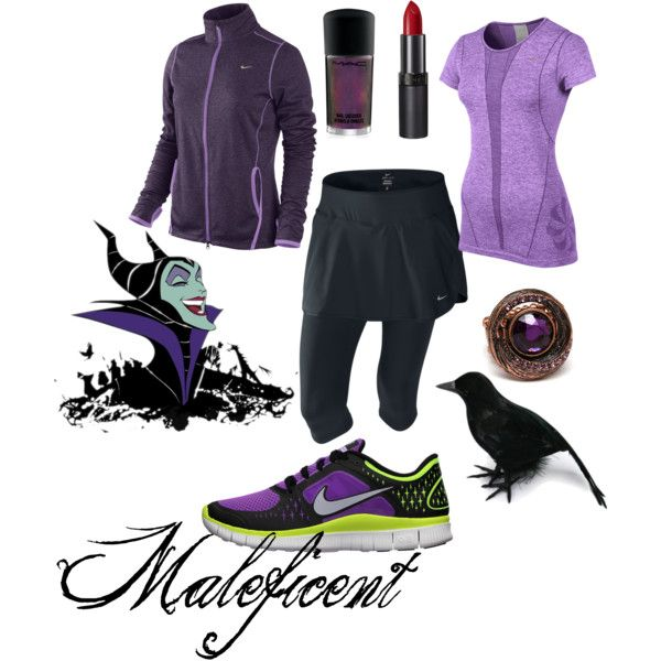 Maleficent Disney Running Outfits Run Disney Costumes