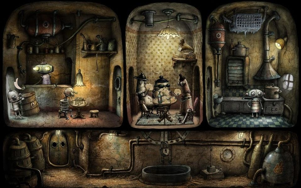 What Are The Best Android Adventure Games On Google Play Amanita Design Game Inspiration Game Art