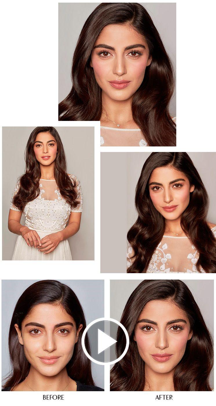 Amal Clooney Wedding Makeup Charlotte Tilbury Clothes Hair