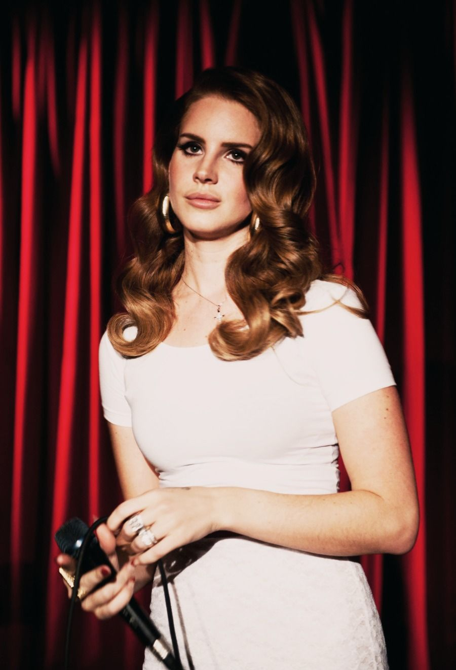 Lana Del Rey Hairstyle Tutorial : hairstyle, tutorial, Hair,, Styles
