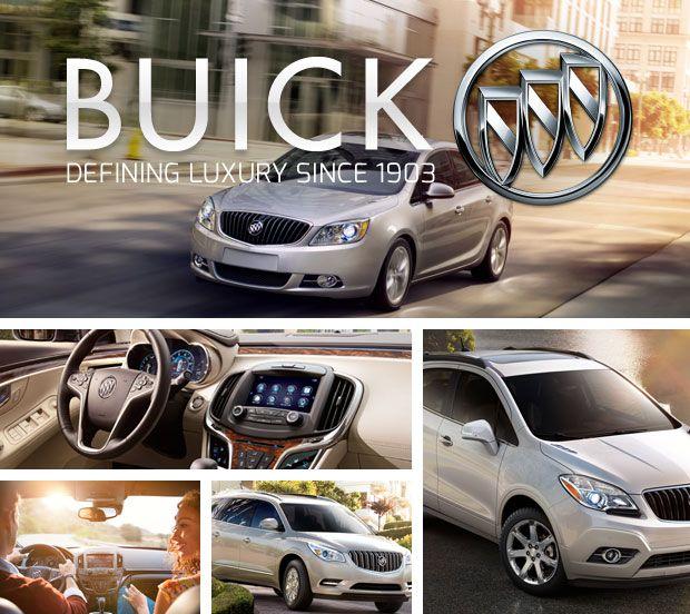 Buick - Defining Luxury