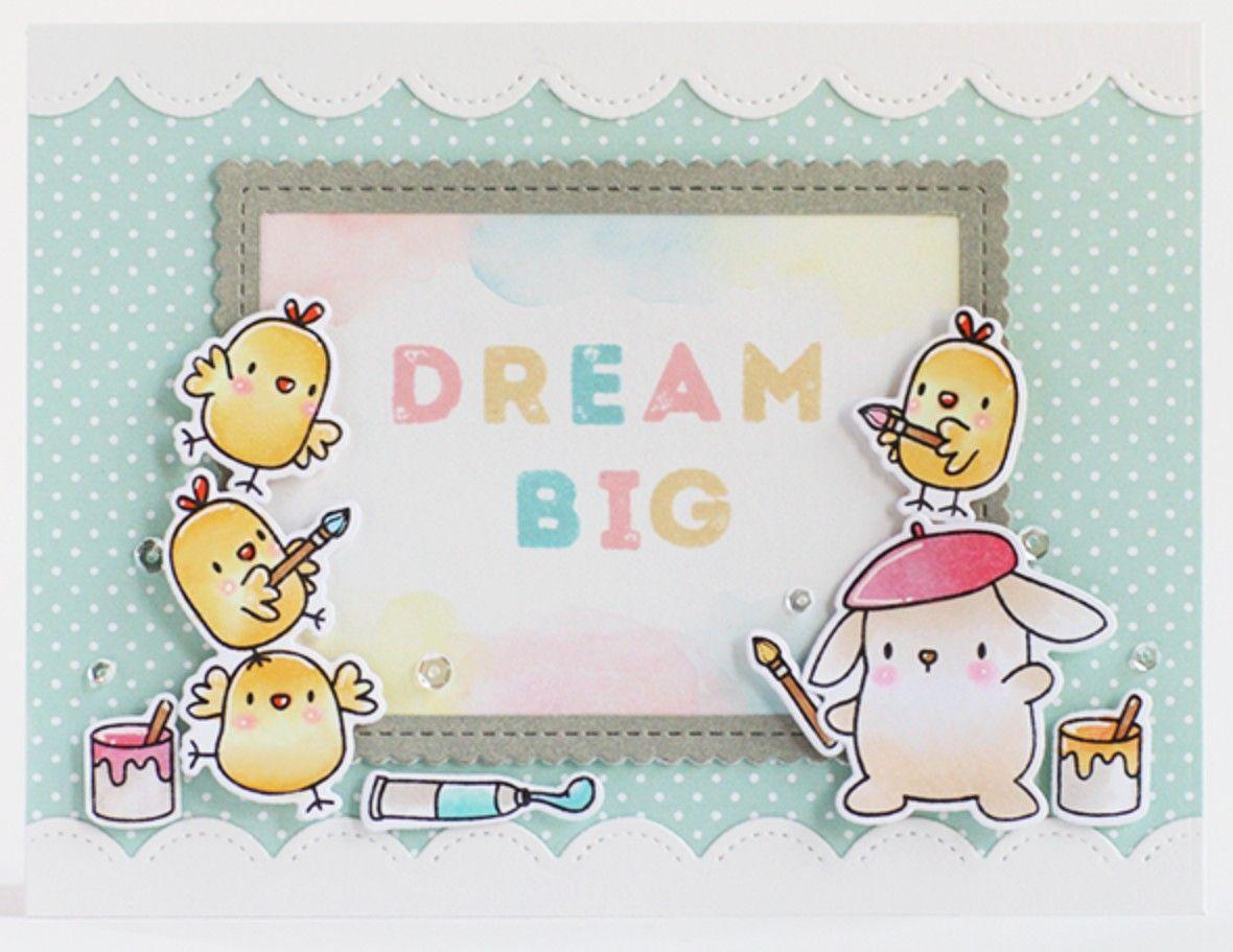 pinsally robbins on my favorite things  dream big
