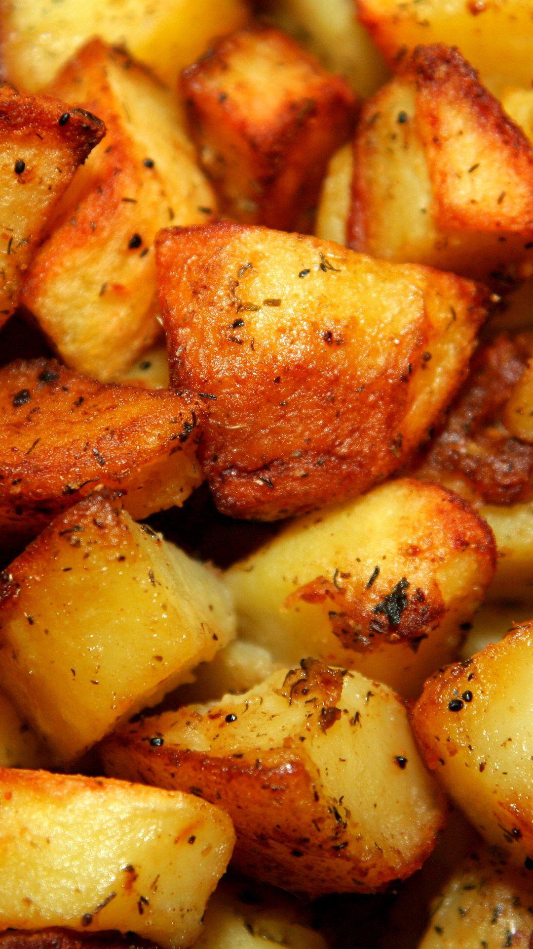 OVEN ROASTED POTATOES | Nonna Roasted Potatoes Rec