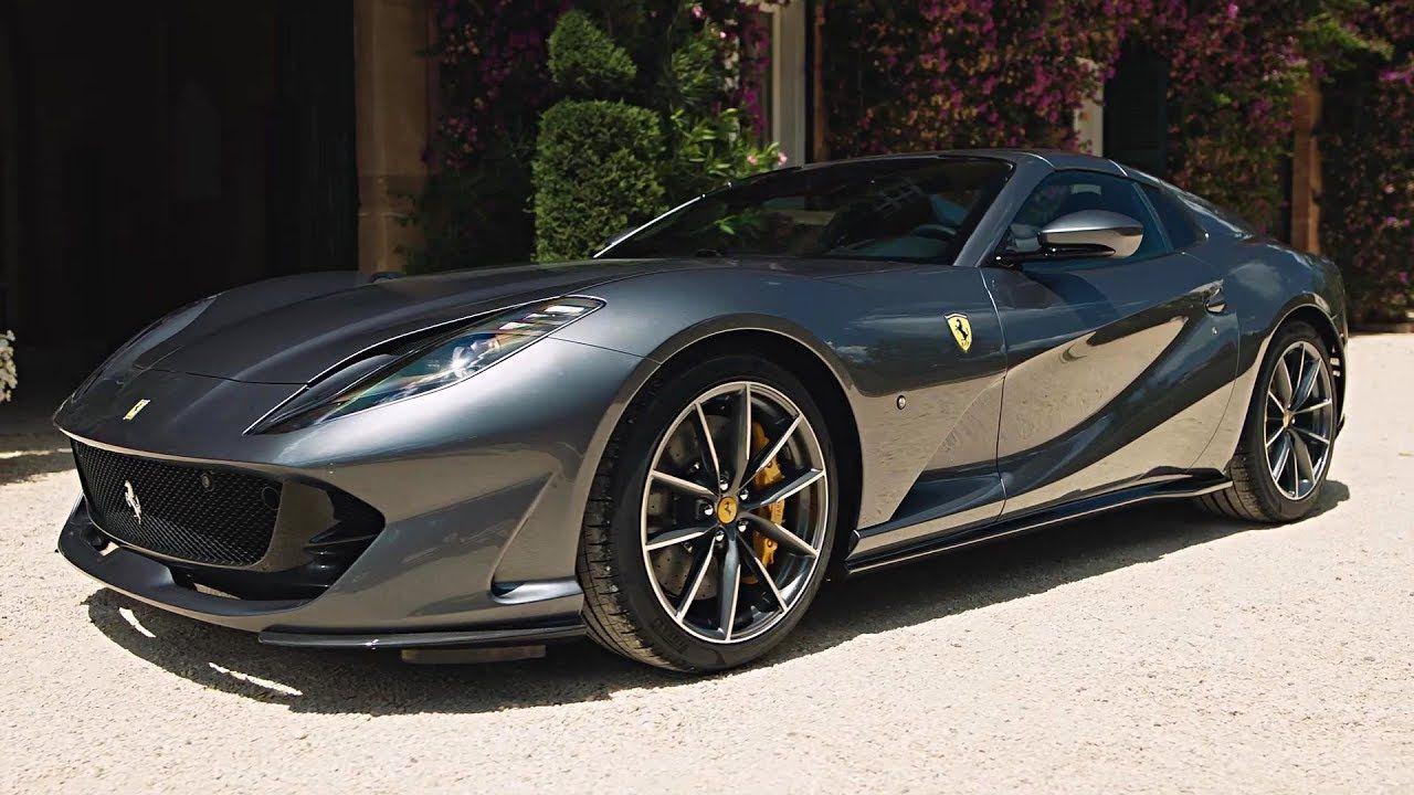 2020 Ferrari 812 Gts V12 Spider Most Powerful Convertible