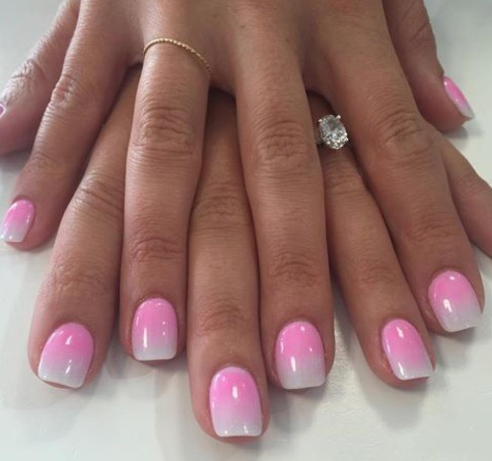 Prettiest Powder Dip Nail Art Girl Heaven Girl Heaven Boutique Dipped Nails Sns Nails Colors Pink Nails