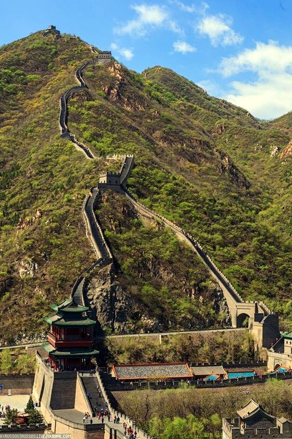 12 Fun Facts You May Not Know About The Great Wall Of China With Images Great Wall Of China Wonders Of The World Most Beautiful Places