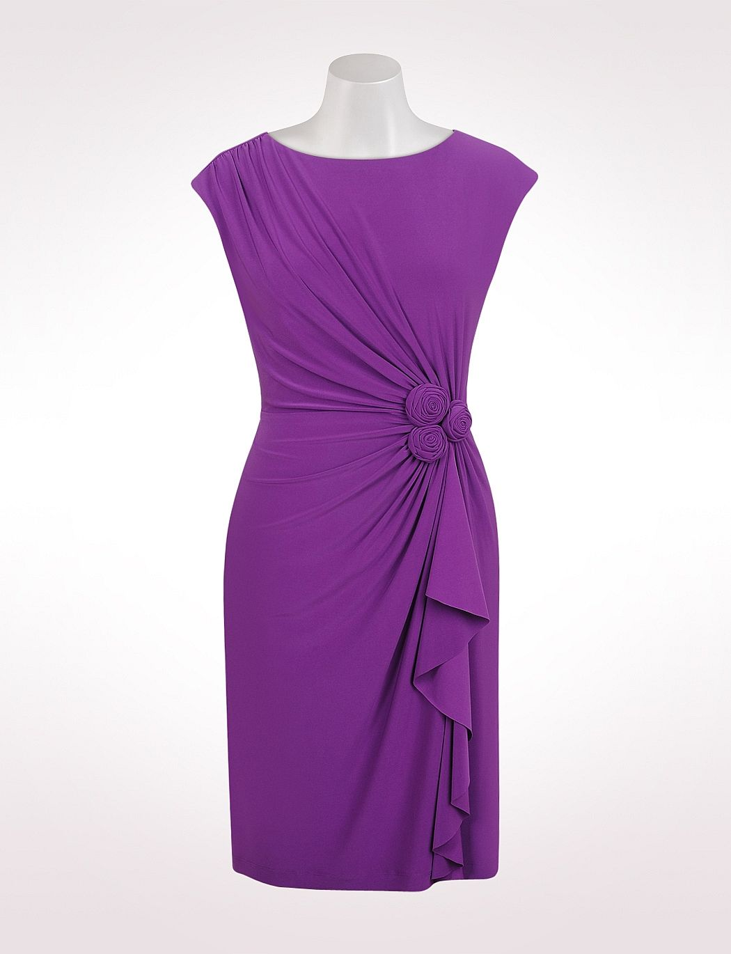 Purple Dress Dressbarn Clothes Shoes And Accessories