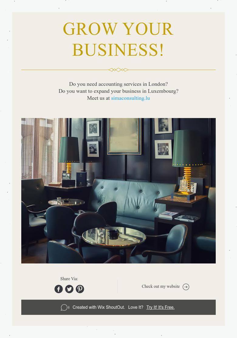 Grow Your Business Interior Design Interior Design