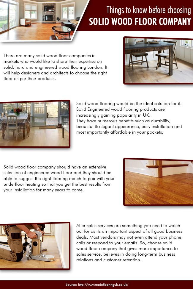 Trade Flooring Solid Wood Flooring Company In London Provides A