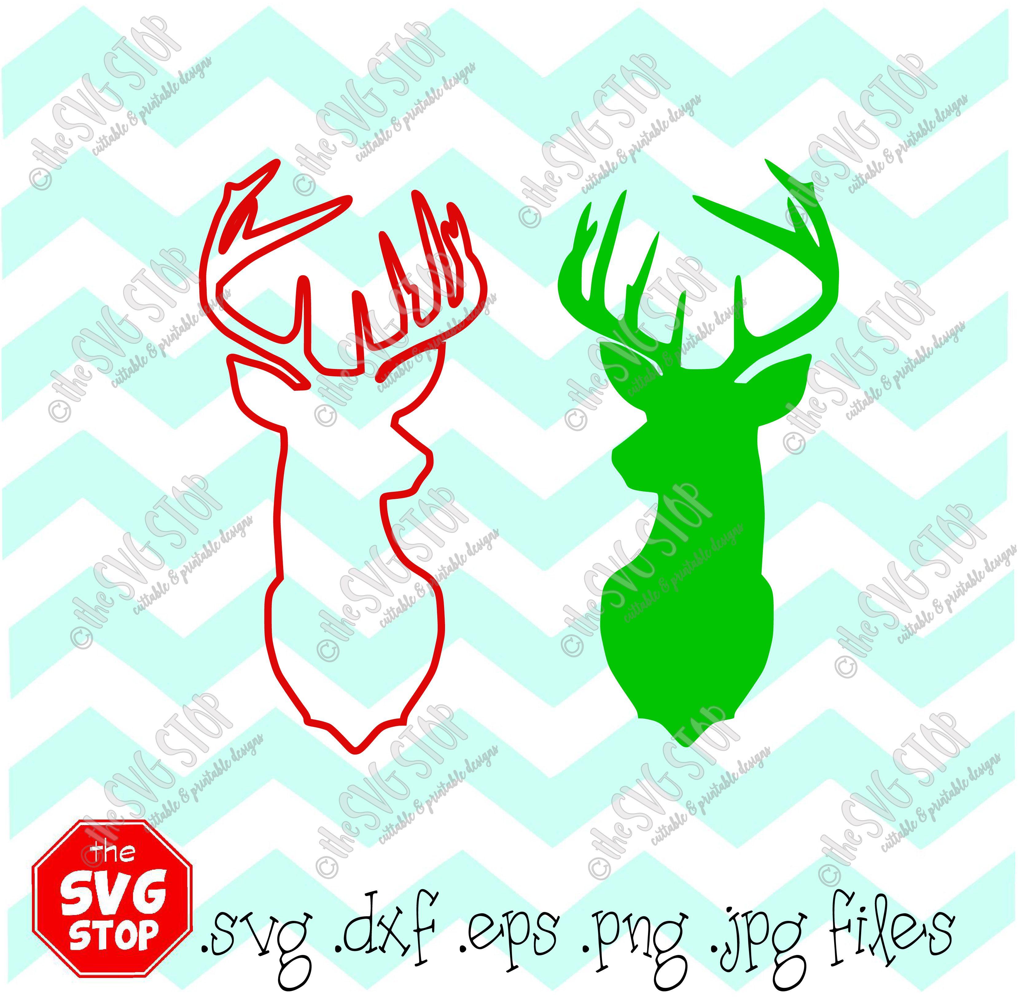 Free Deer Head Svg Free svg, Deer head