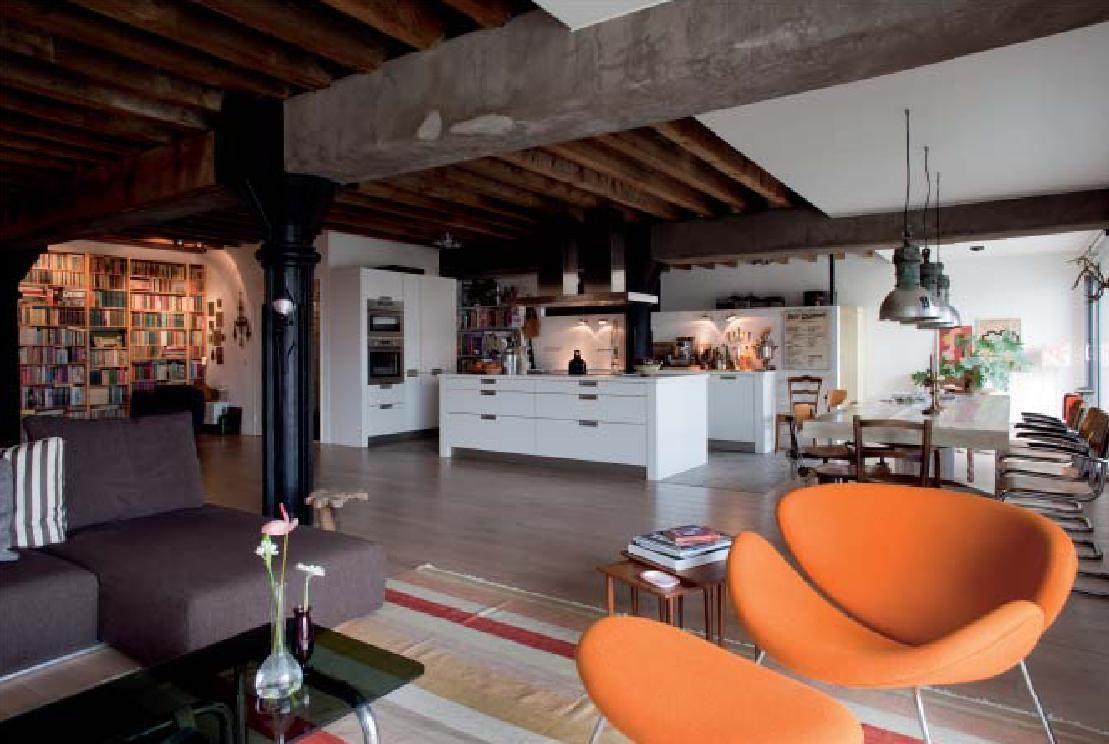 LOFT interieurs St JOB Rotterdam | Pinterest | Rotterdam, Lofts and ...