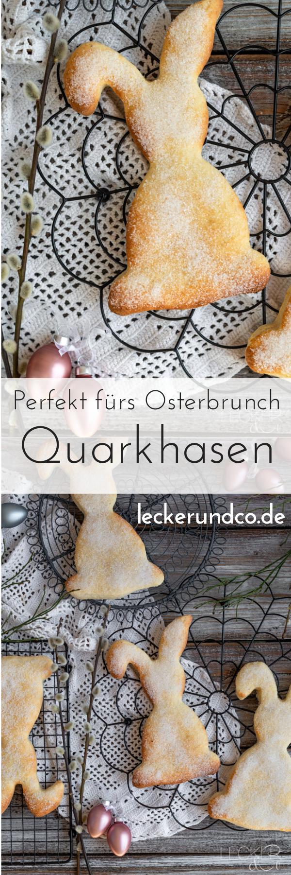 Quarkhasen | LECKER&Co