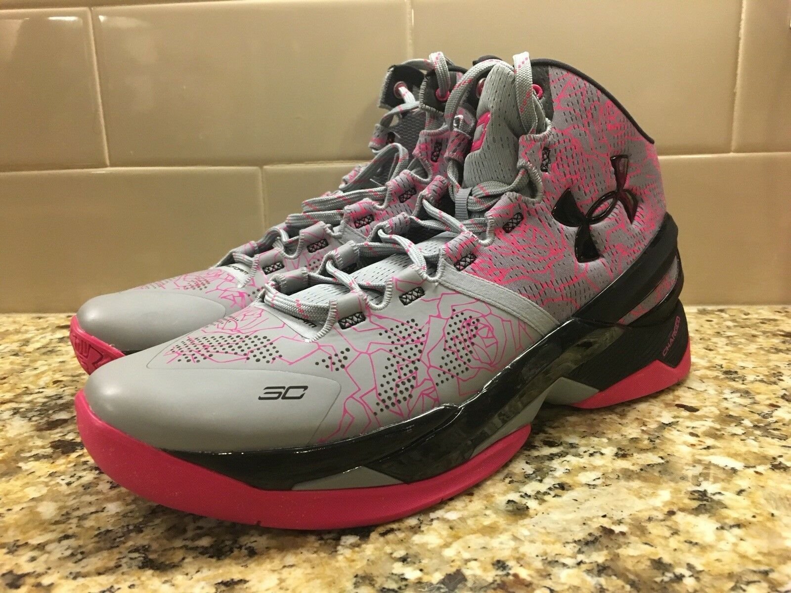 14474b62ef5c NEW UA Mens Under Armour Stephen Curry 2 1259007-037 Mothers Day Size 11.5  - Curry 4 Shoes - Latest Curry 4 Shoes -  curry  curryshoes  curry30shoes -  0 The ...