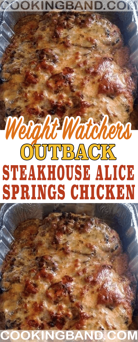 outback steakhouse alice springs chicken cooking band recipes poultry recipes chicken dinner recipes pinterest