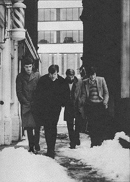 Joy Division On A Double Date