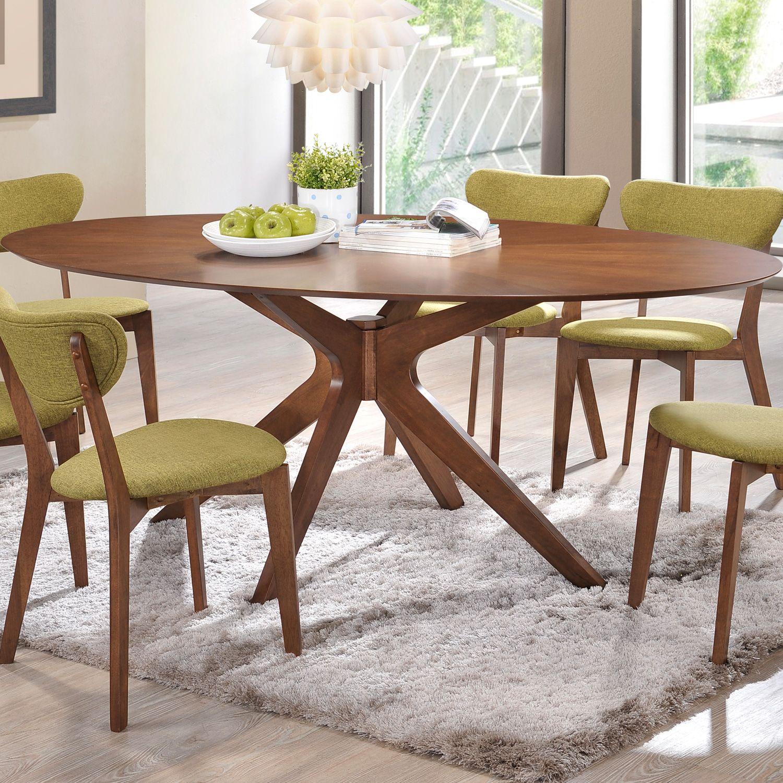 Aeon Furniture Aeon Furniture Brockton Dining Table Oval Oval Table Dining Modern Oval Dining Table Dining Table Chairs
