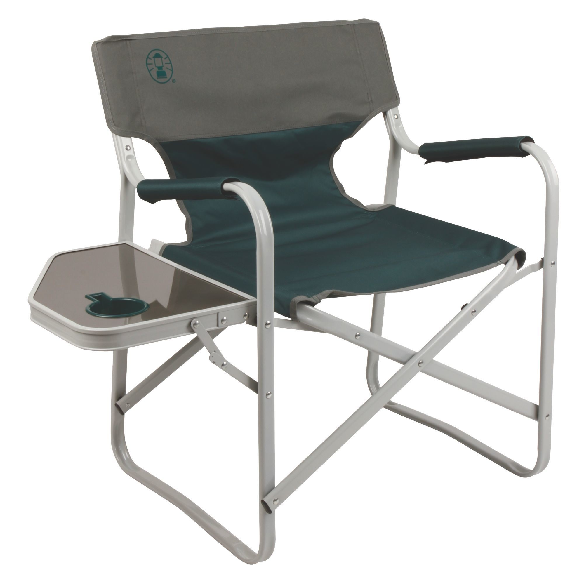 coleman folding chairs upholstered stacking outpost elite deck chair green products pinterest