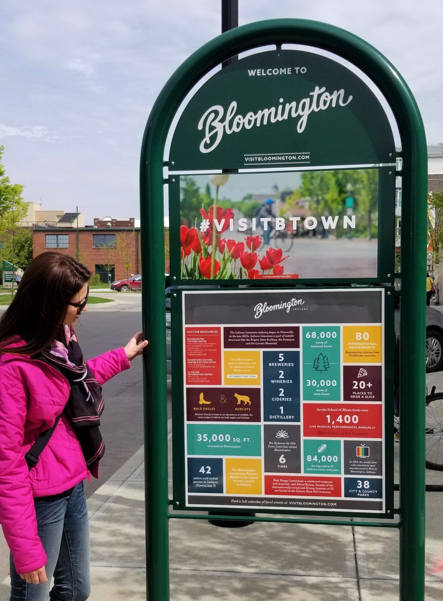Bloomington Indiana This College Town Has It All Usa Travel Guide United States Travel Destinations Travel Usa