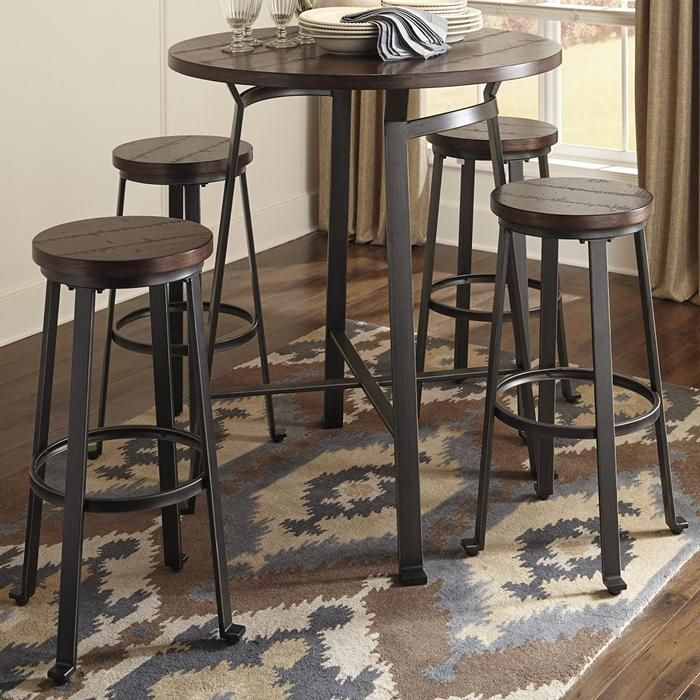 Explore Round Bar Table Sets And More