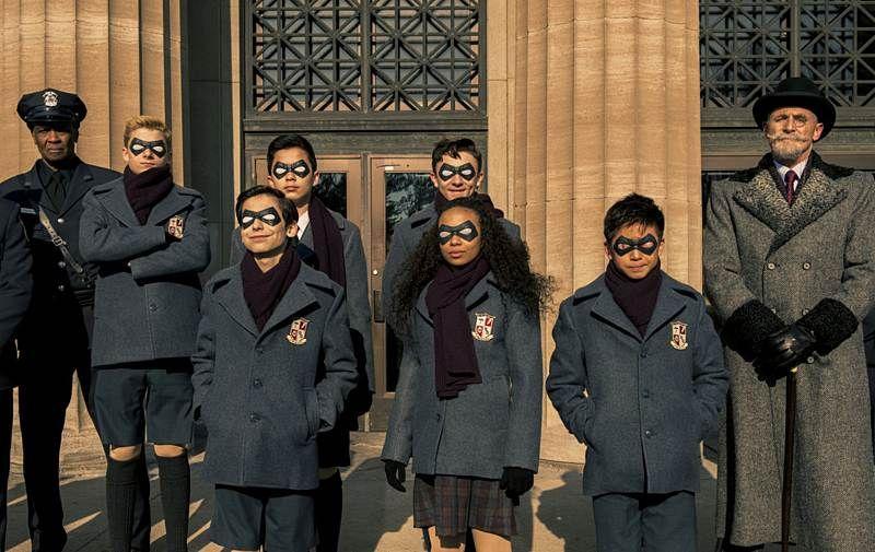 Superhelden Filme Netflix