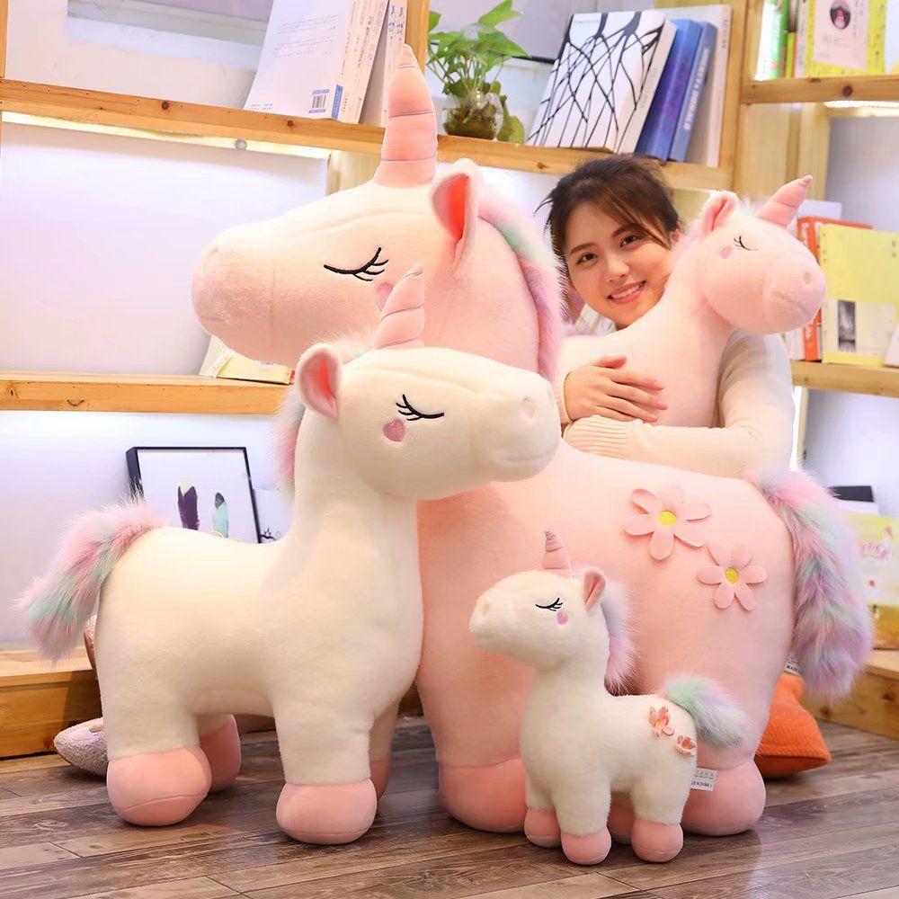 Giant Super Soft Unicorn Plush Toy Unilovers Unicorn Plush Unicorn Toys Plush Animals [ 1000 x 1000 Pixel ]