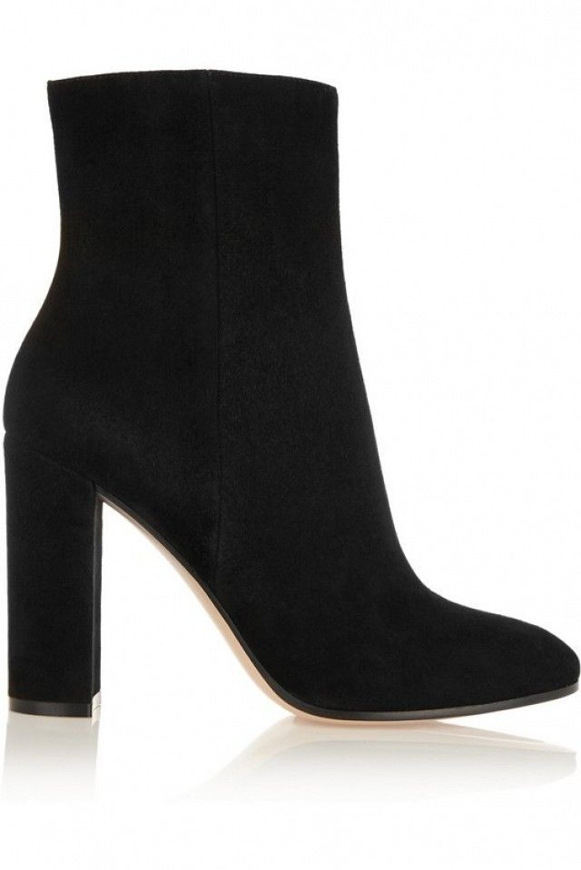 TuesdayShoesday  6 Tall Ankle Boots  d5fecf4103