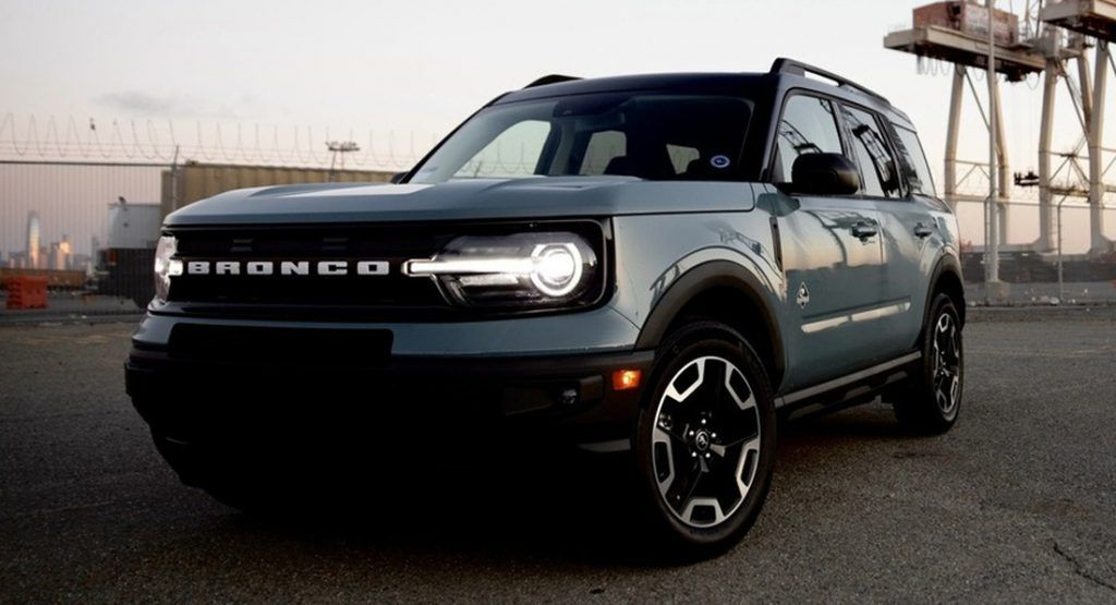 You Can Rent A Ford Bronco Sport On Turo For 95 A Day Carscoops In 2021 Bronco Sports Ford Bronco Bronco