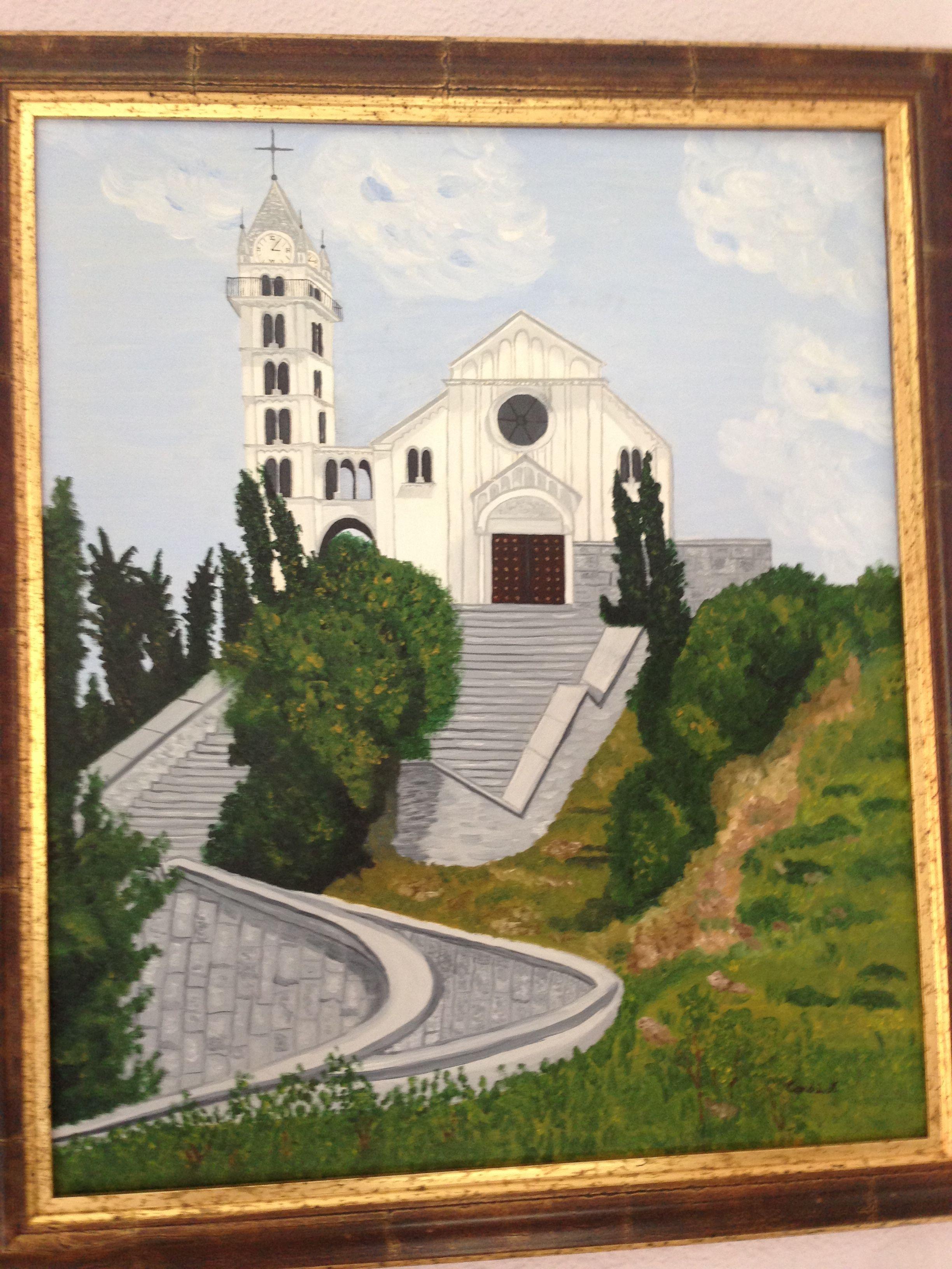 Iglesia de Montemario Bejar