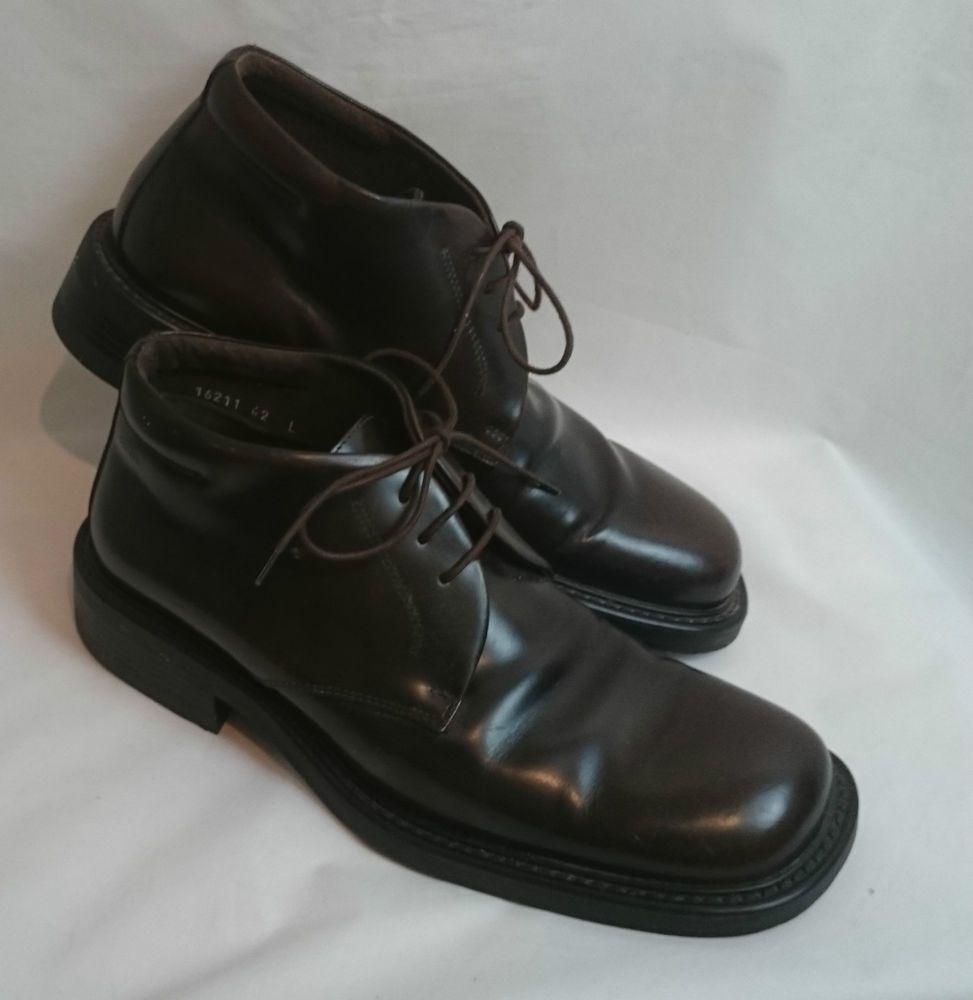 PIERRE CARDIN MENS ANKLE BOOTS UK SIZE 8 EU 42 in Clothes, Shoes & Accessories, Men's Shoes, Boots | eBay!