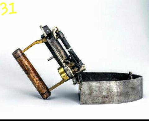 WORLD'S FIRST ELECTRIC FLATIRON 😃 First world, Flat iron
