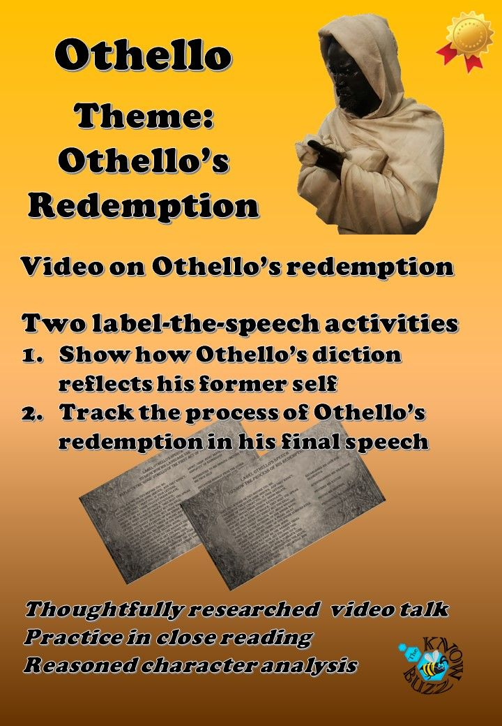 theme of othello by william shakespeare