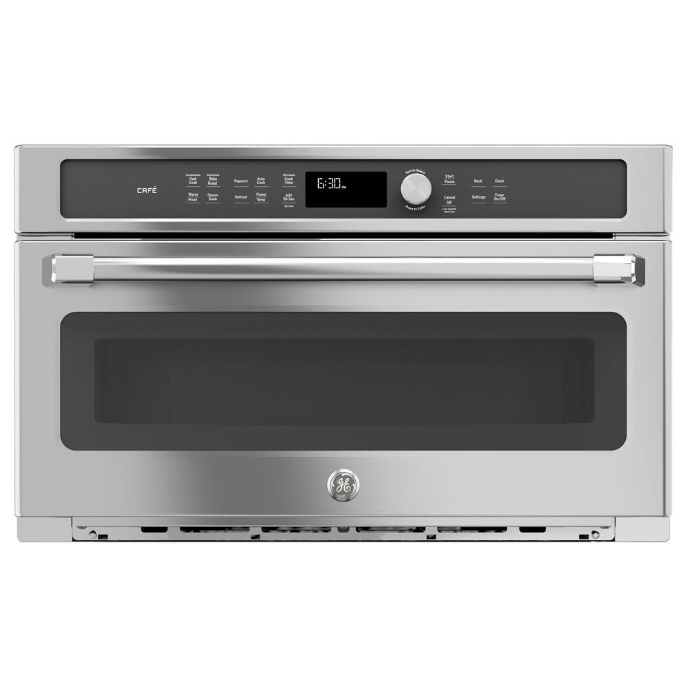 ge cafe 30 in electric convection wall oven with built in on wall ovens id=38767