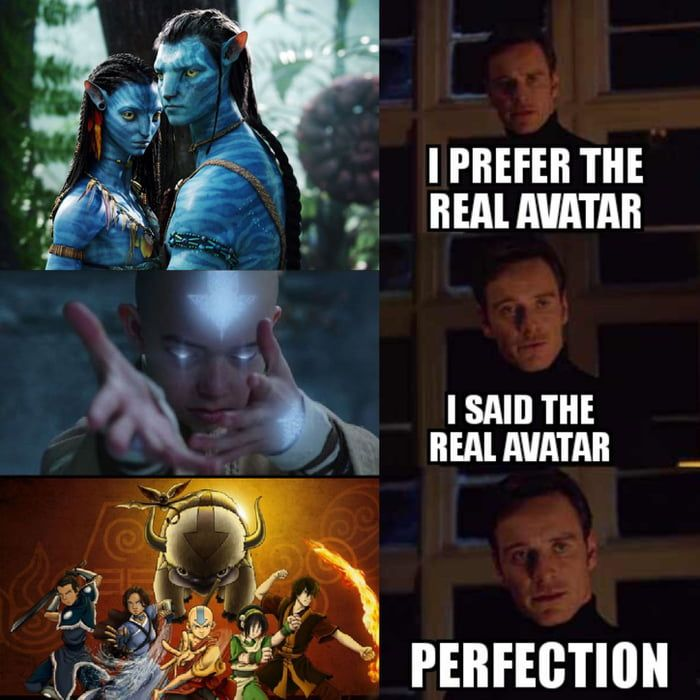 PERFECTION #avatarthelastairbender