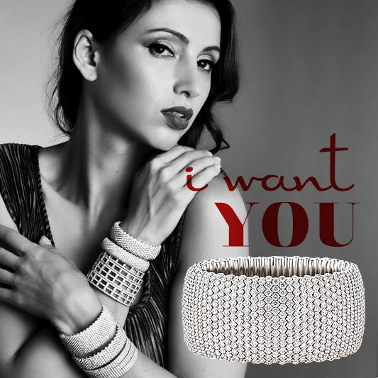 #DESIRE. Italian jewelry at its finest, handcrafted in Italy by ZYDO.