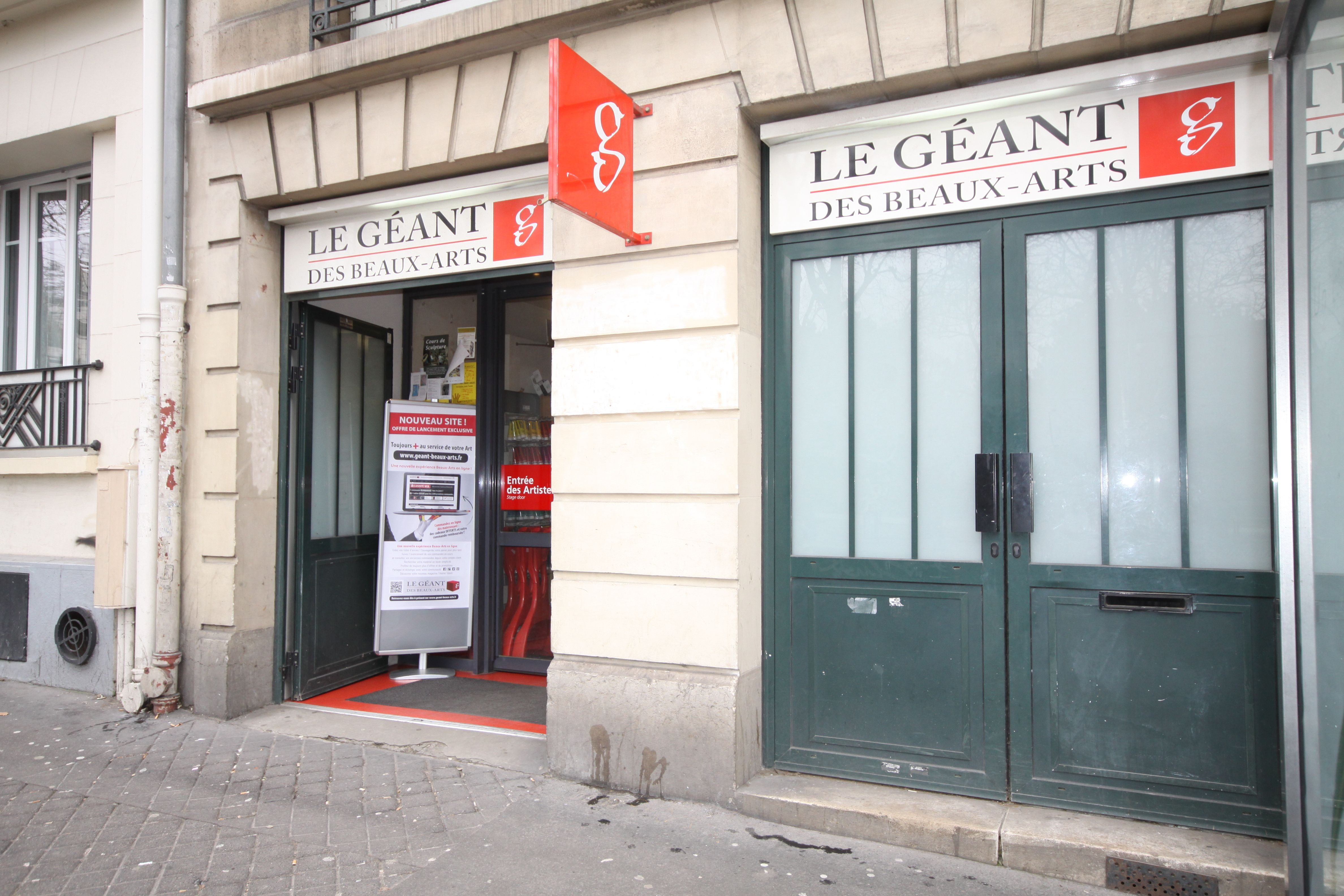 Le Geant Des Beaux Arts Paris Xi Beauxarts Geant Des Beaux