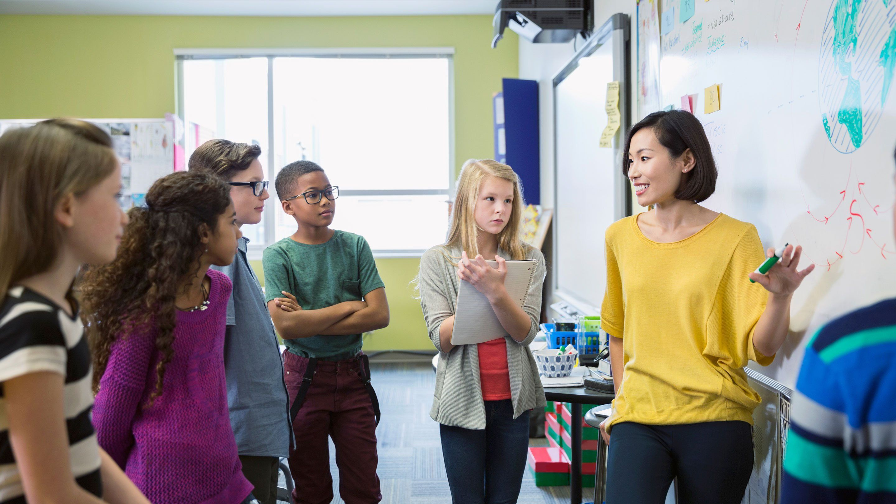 9 Tips for Overcoming Classroom Stage Fright | Public ...