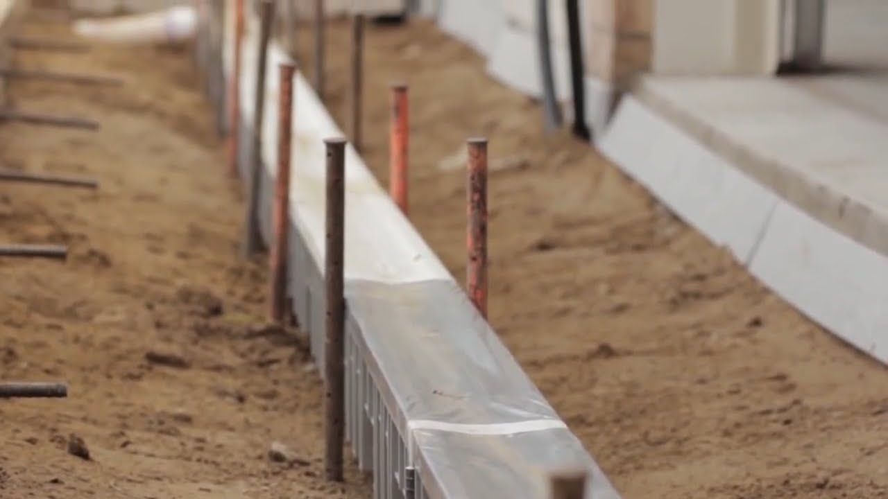 How To Install Fernco Stormdrain Plus Channel Trench Drain The Durability And High Performance Of The Fernco St Drainage Solutions Trench Drain Yard Drainage