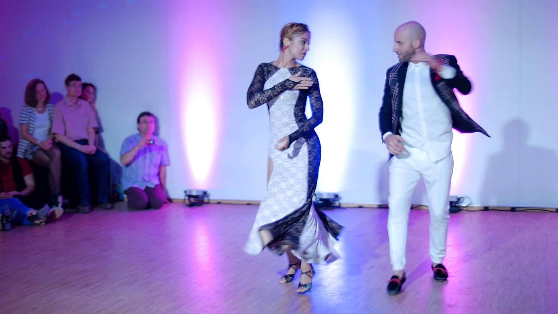 Ataca & Alemana Show @ BACHATATION - Germany's Bachata Festival Karlsruh...