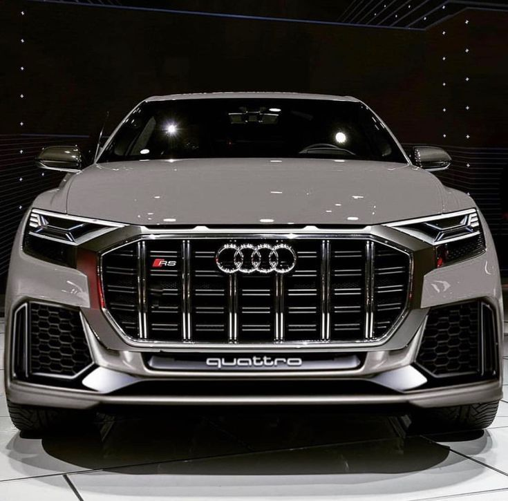 2019 Audi RSQ8 Front End Stare Down   - Autos -   - MERKEN