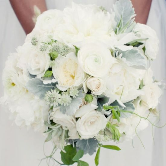 Pin By Ula P On Dekoracje White Wedding Bouquets Blue Wedding Bouquet White Bouquet