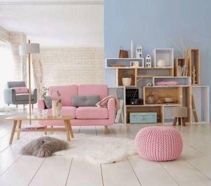 Wände richtig streichen - Tipps und 20 kreative Ideen - wohnzimmer gestalten tipps