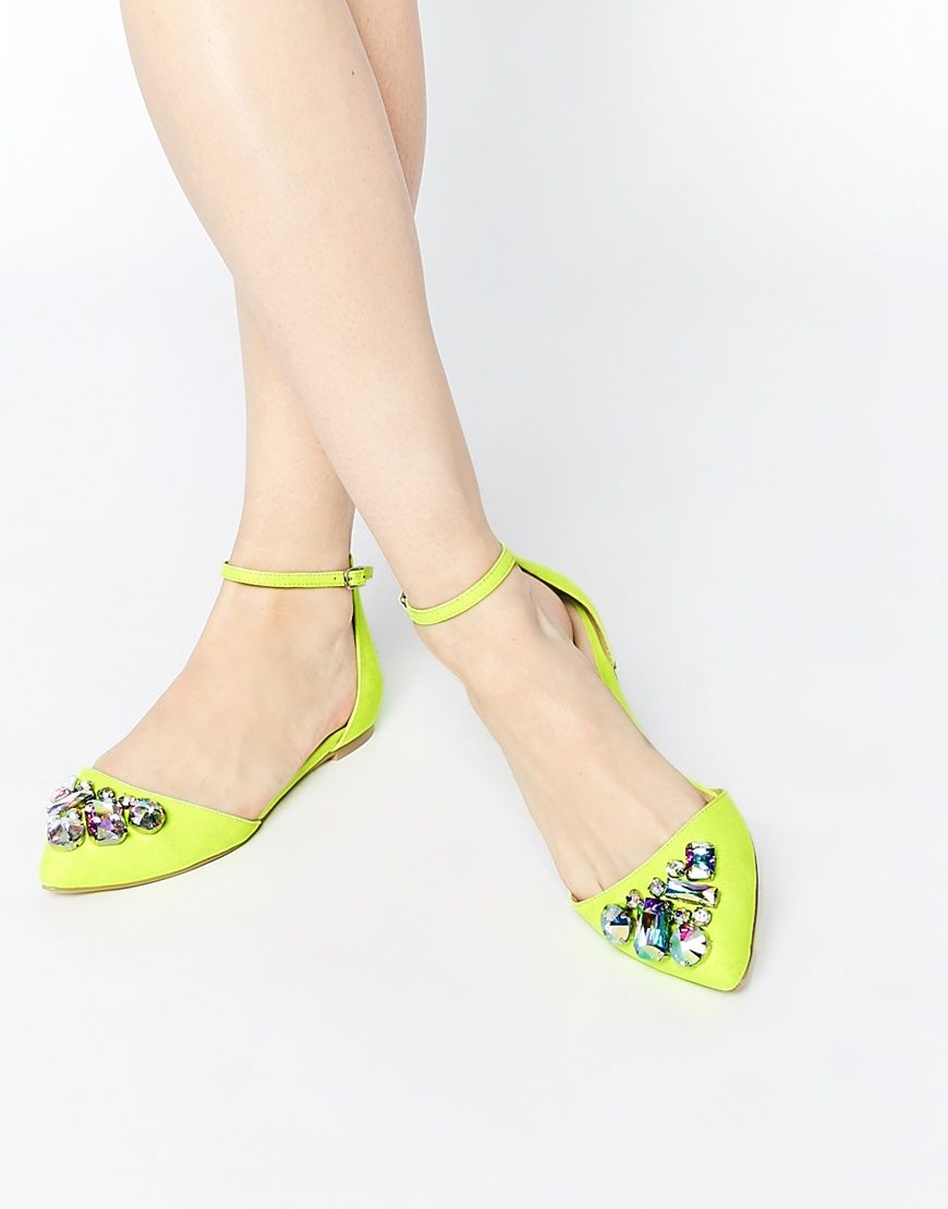 LEGENDARY Pointed Ballet Flats cheap sale Manchester big discount recommend cheap price fSivQny