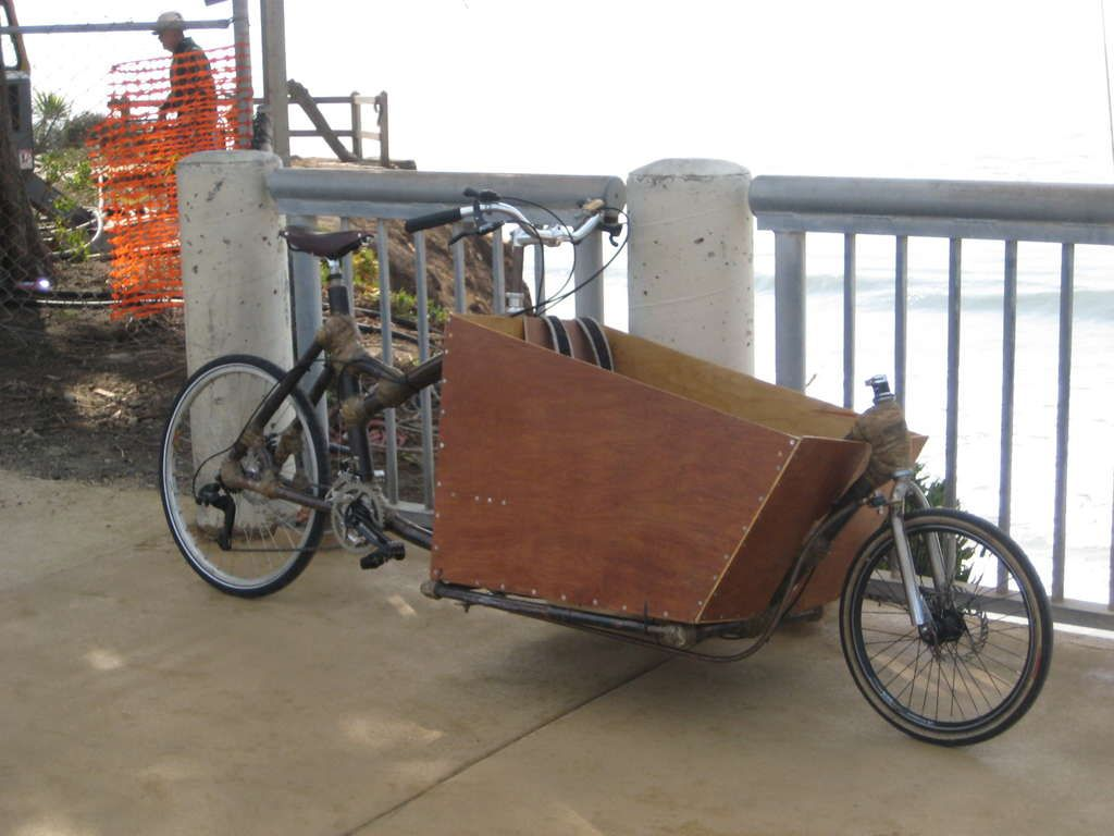 Intro How To Design And Build A Bamboo Cargo Bike Box Bike
