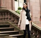 250 Winter Essentials -                                                                                   Shawl Collar Fringed Coat                                                       Arda Wool Cardigan                                            Distressed Bootcut Jean                                 Knit Double...  #Beanie, #Belt, #Blazer, #Boot, #Bootcut, #Cardigan, #Chukka, #Clock, #Dress, #Footwear, #Gloves, #Hats, #Jacket, #Jean, #Laceup, #Outerwear, #Palette, #P