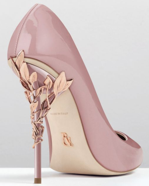 Wedding shoes idea; Featured Shoes: Ralph & Russo