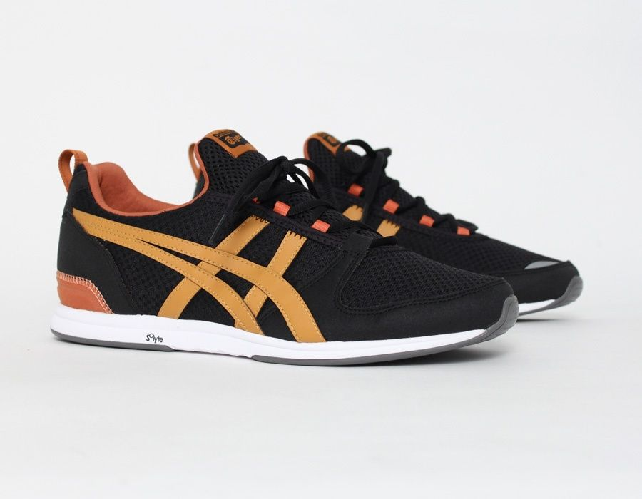 Can wear for casual look, maybe can wear for a dressier event. #Asics