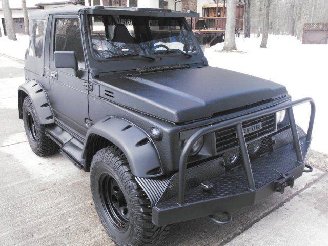 Suzuki Samurai | eBay | Trucks | Pinterest | Samurai, eBay and 4x4